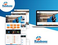 Randeons - Web UI
