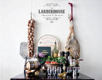 The Larder House