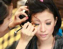 Mutiara TVC - Face painting & Beauty make up 2011
