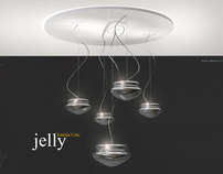 'Jelly' lamp