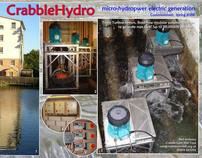 Micro-hydropower, the first installation in Kent