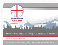 Snowsport England Insurance