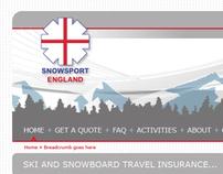 Snowsport England Insurance