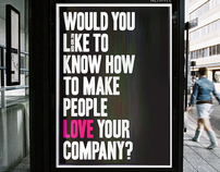 Muro Buro: Make people love your company!