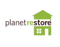 Planet ReStore Brand Identity and Web