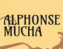 About Alphonse Mucha Poster