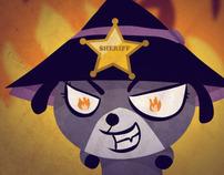 Sedo Dog - 2D animated shorts