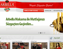 Arbella Makarna Web Sitesi