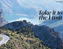 El Limite Sportive - Sierra Nevada, Spain - for Cyclist