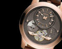 Fossil Watch Split Fractional Ad