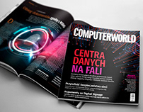 Computerworld from IDG - layout design