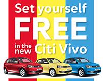 VW Citi Vivo Launch Activation