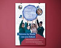 WorldWise Global Schools Brand Relaunch