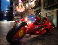 Akira 2071 BARRA EDITION