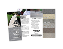 Perfect Paver Sales Brochure