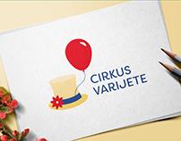 Cirkus Varijete - Branding