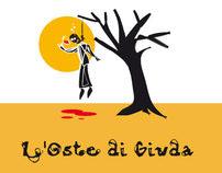 Logo L'oste di Giuda