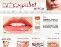 Revista Estética y Salud - Website