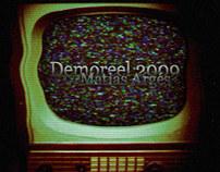 Demoreel 2009 - Matías Argés