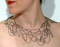 Topography Jewelry