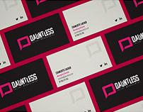 Branding for Dauntless Talent Management