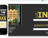 Studio 162 Website and Mobile Prototype