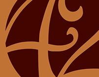 Bistro 42 Branding