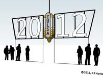 2012 NYE Drop -Tulsa