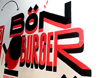 @bonburger X #Calligraphtract