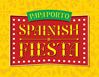 PAPA PORTO: SPANISH FIESTA