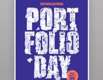Portfolio Day Poster 2010