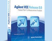 Agilent Technologies Software Box Design