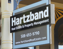 Hartzband Real Estate, Sign