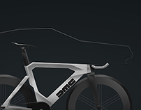 Bicycles Inspired by Great Cars: DMC-12