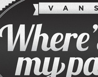VANS: Where's my park?