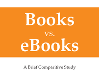 Books vs. eBooks