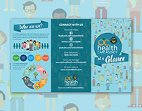 Brochure Design for Orange County Health Care Agency