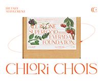 CHLORI CHOIS   Daily Supplement