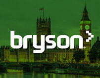 Bryson - Brand Identity