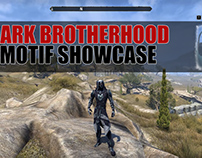 ESO: Dark Brotherhood Motif Showcase