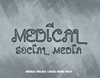 Medical project (social media posts)