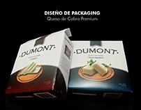 Packaging - Queso Premium