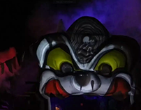 CarnEvil   Projection Mapping