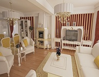 Servicii design interior - Amenajare casa stil clasic