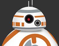 BB-8 Animated SVG