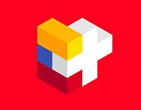 Colombia + Innovadora Logo