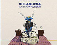 VILLANUEVA Artwork y Videoclip
