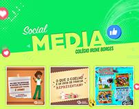Social Media - Colégio Irene Borges 2018