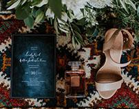 Classic & Leafy - Wedding Stationery