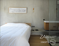 ZAppart full refurbished appartement by dumdum design